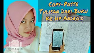 Video How To Copy Paper From Paper To Smartphone Without Having to Type MP3, 3GP, MP4, WEBM, AVI, FLV Juli 2018