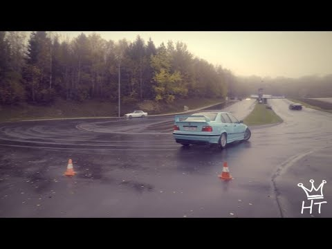 BMW E36 E34 Driftday Nürburgring FSZ2 | Drift.de | GoPro
