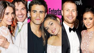 Video Vampire Diaries ... and their real life partners MP3, 3GP, MP4, WEBM, AVI, FLV Mei 2018