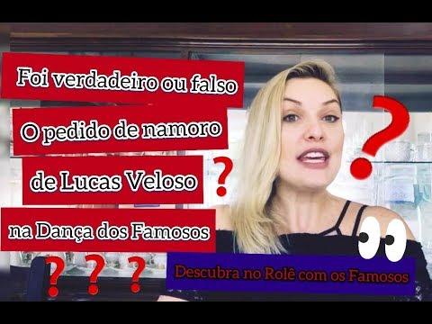 Notícias dos famosos: FOI VERDADEIRO O PEDIDO DE NAMORO DE LUCAS VELOSO?