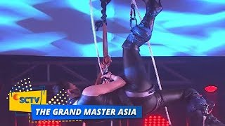 Video WOW! Jennifer Aiko Digantung di Panggung The Grand Master Asia Top 6 MP3, 3GP, MP4, WEBM, AVI, FLV Juni 2018