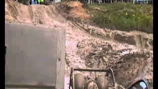 Panzerfahrt auf der Schmidtenhöhe