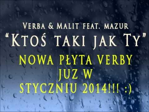 Tekst piosenki Verba - Ktoś taki jak Ty po polsku