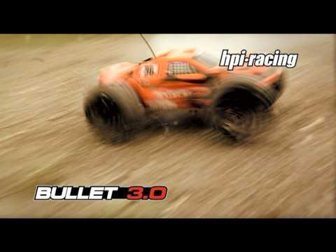 Смотреть видео HPI Bullet ST 3.0 RTR 1/10 4WD