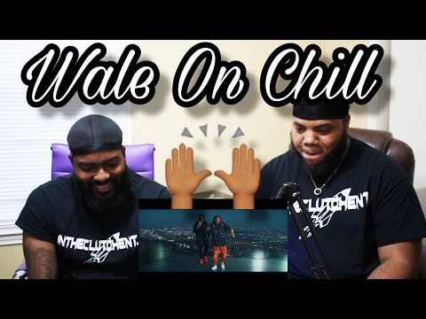 Wale - On Chill (feat. Jeremih) [Official Music Video] (REACTION) 🔥