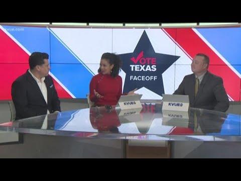 Texas Face Off: Post-election day redcap