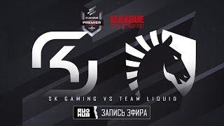 SK Gaming vs Team Liquid - ELEAGUE Premier 2017 - map1 - de_inferno [yXo, CrystalMay]