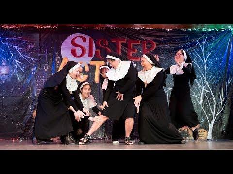 """Part 1: """"SISTER ACT"""" Halloween Dinner & Dance Oct. 26, 2019 - GXTM Winnipeg"""