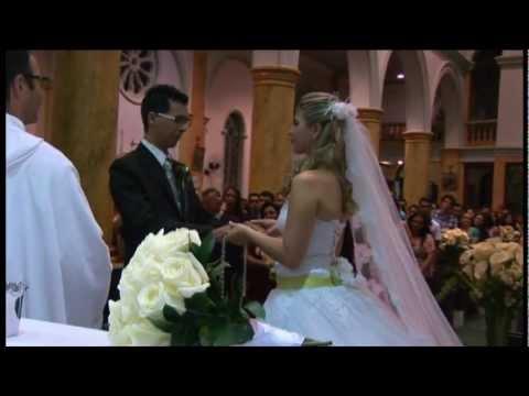 Casamento Jaqueline e Robson - Ave Maria