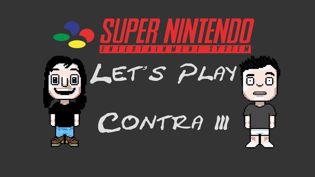 Spiele-Ma-Mo: Contra 3 (SNES)
