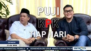Video Opinion: Ini Alasan Fahri Hamzah Ingin KPK Dibubarkan MP3, 3GP, MP4, WEBM, AVI, FLV Juni 2018