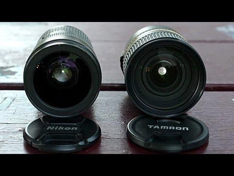 Tamron vs Nikon 24-70mm 2.8