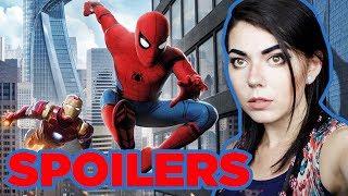 Video Spider-Man: Homecoming • SPOILER REVIEW MP3, 3GP, MP4, WEBM, AVI, FLV Maret 2019