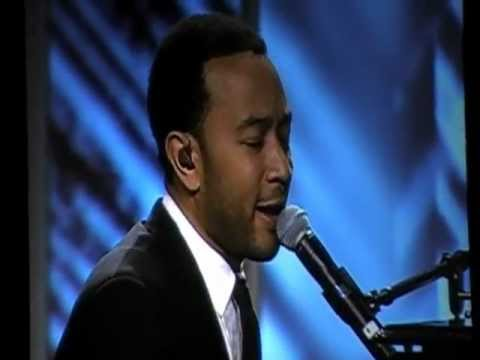 John Legend sings at ellucian Summit Conference I - Wake Up Everybody!