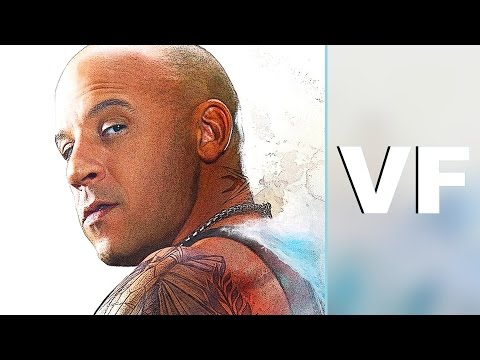 XXx 3 REACTIVATED Bande Annonce 2 VF (2017)
