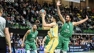 Match review VTB United league:  «Zielona Gora» vs «Astana»