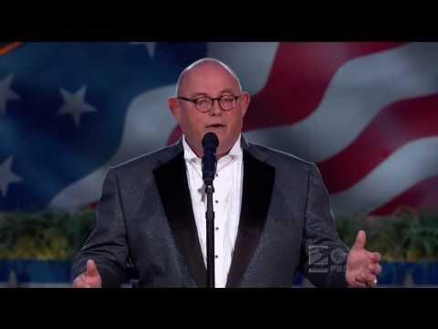 Ronan Tynan - God Bless America - A Capitol Fourth - PBS - July 4, 2015