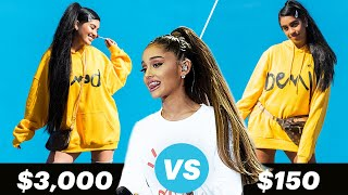 Video $3,000 Vs. $150 Ariana Grande Outfit MP3, 3GP, MP4, WEBM, AVI, FLV Maret 2019