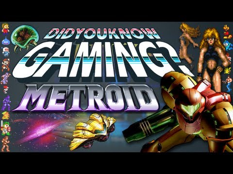 Metroid - Did You Know Gaming? Feat. WeeklyTubeShow