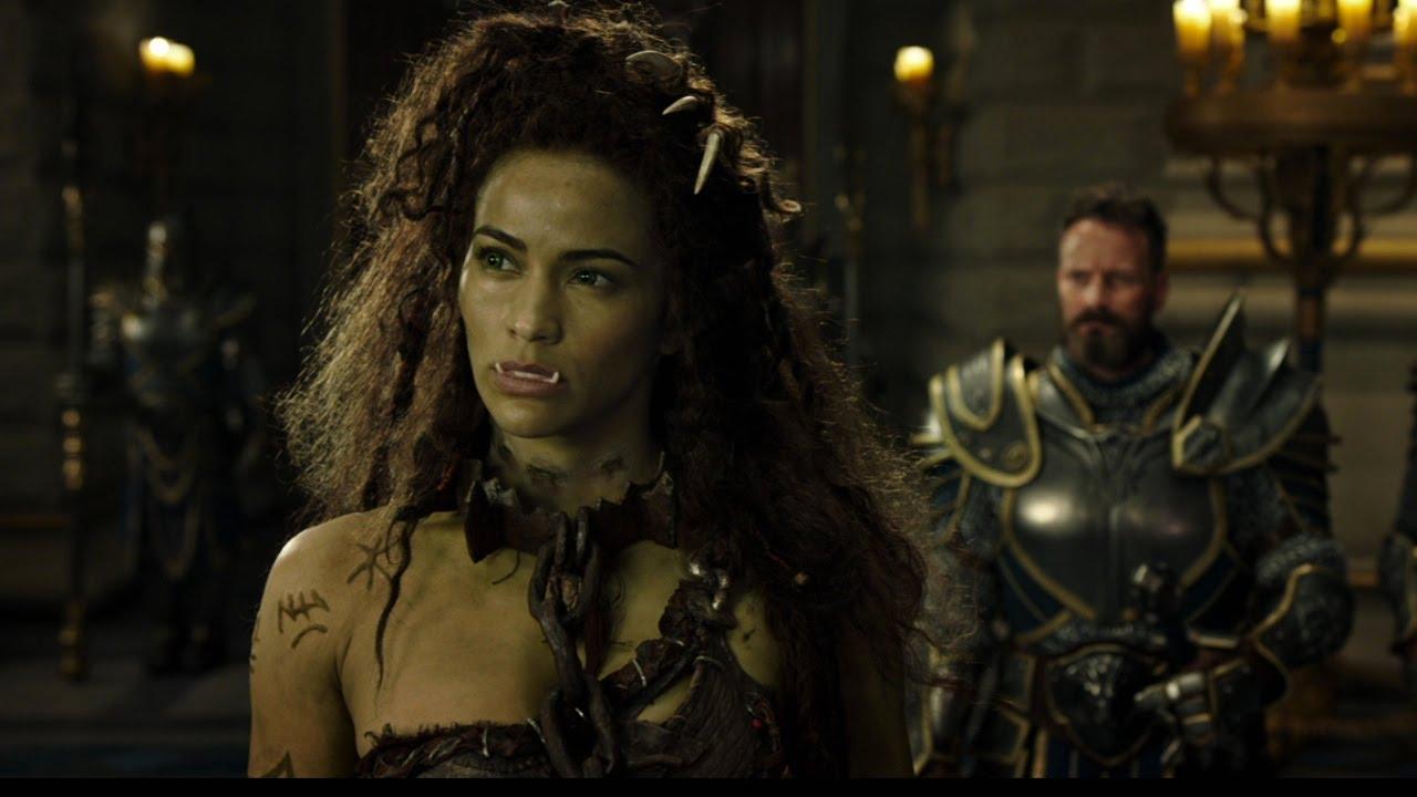 Their only hope is to fight as one. [Featurette] Paula Patton as Garona, Dwarfs & Trolls Collide in Duncan Jones 'Warcraft' Epic Battle