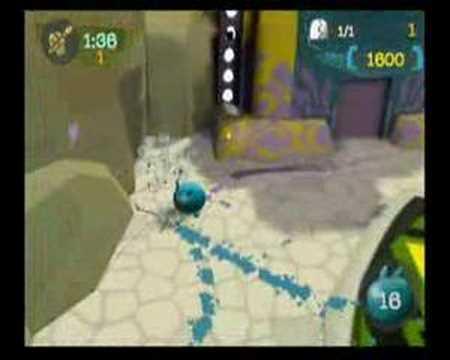 de Blob Nintendo DS