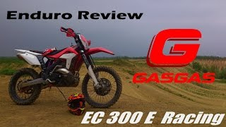 1. REVIEW | GasGas EC 300E Racing