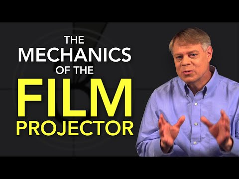 How a Film Projector Works