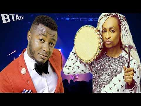 DANRELE VS MC GALAXY KILLED IT ON STAGE  - LATEST NOLLYWOOD COMEDY