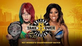 Who will suffer their first loss inside an NXT ring? Who will leave with the NXT Women's Championship?