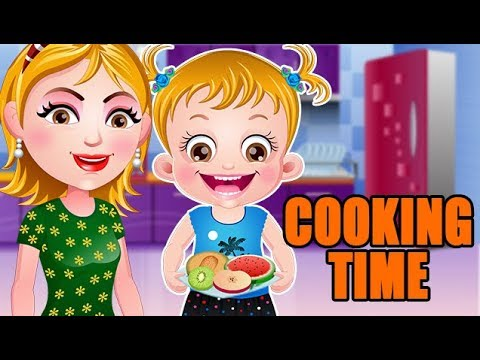 Baby Hazel Cooking Time | Fun Game Videos By Baby Hazel Games