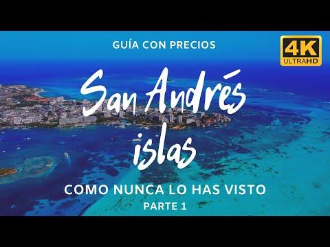 SAN ANDRÉS ISLAS - ¡ÉSTO REALMENTE ME SORPRENDIÓ! PARTE 1