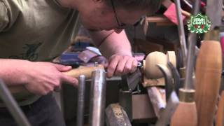 Sam Coeck – Tourneur de bois