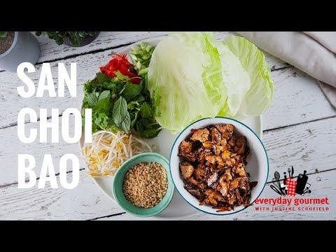 San Choi Bao | Everyday Gourmet S7 E10