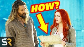 25 Aquaman Plot Holes That Ruin The Movie