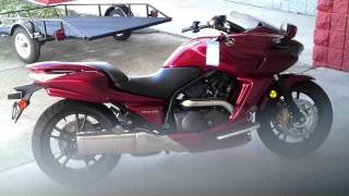 10. FOR SALE - 2009 Honda DN-01 DN01 Automatic Crossover Motorcycle - Honda of Chattanooga Tennessee