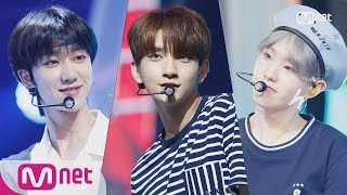 [SEVENTEEN - Oh My!] KPOP TV Show | M COUNTDOWN 180726 EP.580