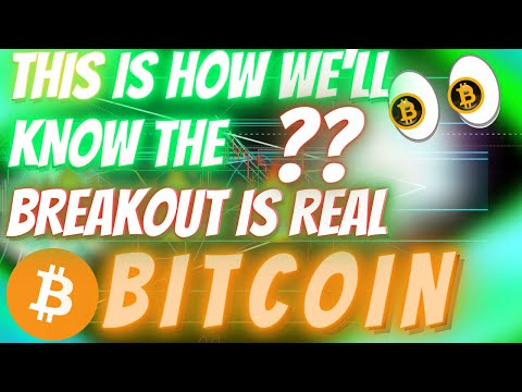 *THIS* IS HOW TO TELL WHEN BITCOIN IS GOING TO SMASH THROUGH ALL TIME HIGHS!!! (We Will See This)