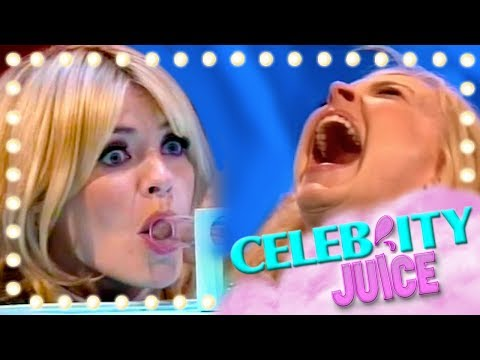 😂 Holly Willoughby Almost Wets Herself Playing Hysterical Game With Fearne Cotton   Celeb Juice