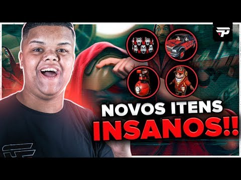 🔴FREE FIRE - AO VIVO🔴LIVE ON 🔴