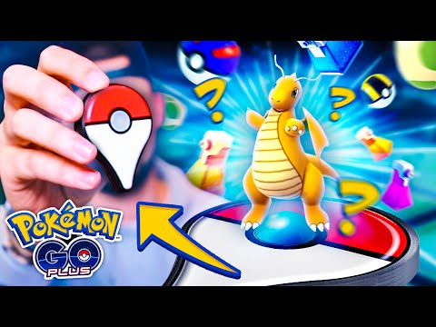 """Pokemon GO """"PLUS"""" – WHAT DOES IT DO!? (Unboxing, Gameplay + Review)"""