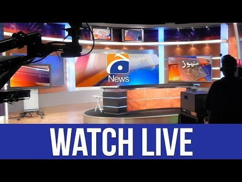 LIVE! GEO NEWS - Pakistan's 24/7 Live News Channel