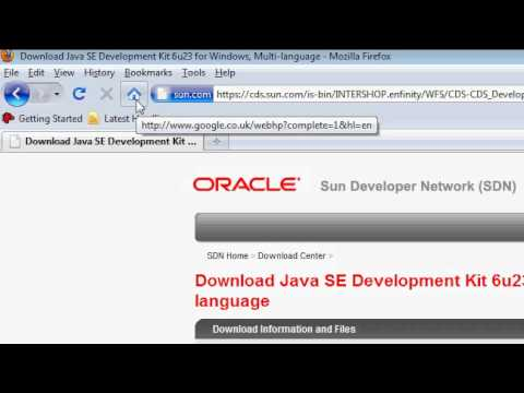 Java Tutorial 1: Installing Java JDK and IDE