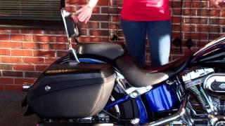 10. 2011 Harley-Davidson Softail Convertible