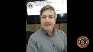 Saludo Periodista Juan Carlos Velásquez