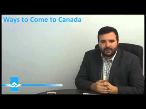 Ways to Immigrate to Canada Video