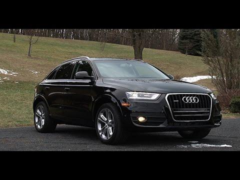 2015 Audi Q3 – TestDriveNow.com Review by Auto Critic Steve Hammes