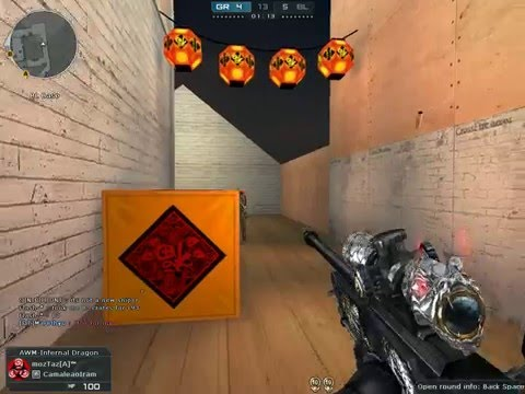 CrossFire HD All Weapons Showcase - Thời lượng: 11 phút.