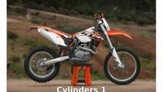 5. 2014 KTM EXC 350 F Engine & Transmission