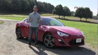 Scion FR-S 2013 Review&Road Test With Ross Rapoport By RoadflyTV