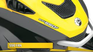 7. 2014 Ski-Doo Skandic and Tundra